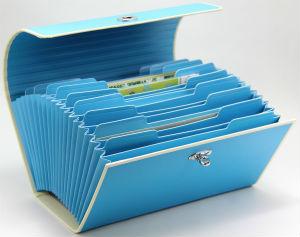 Semikolon Small Accordion File